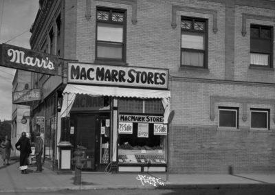 MacMarr Store, 1929